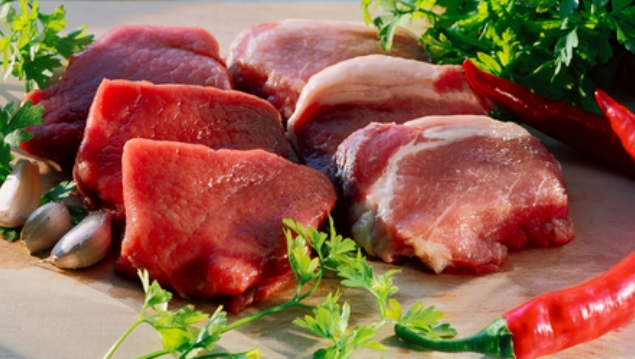 Mäso - dukanova diéta