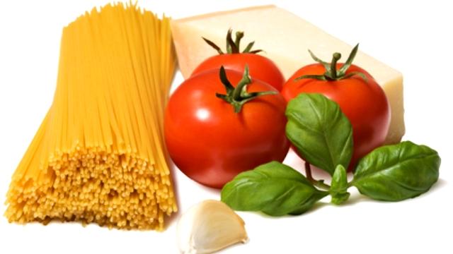 zelenina a cestoviny - dash diéta