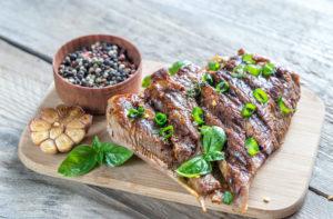 Proteínová diéta - Bravčové mäso