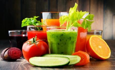 Detoxikačná diéta - šťavy a čerstvé ovocie - super na detoxikáciu tela