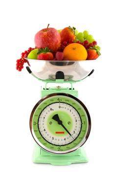 ovocie na váhe