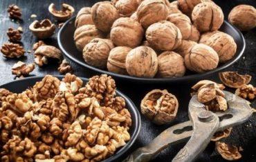 Vlašské orechy pri diéte
