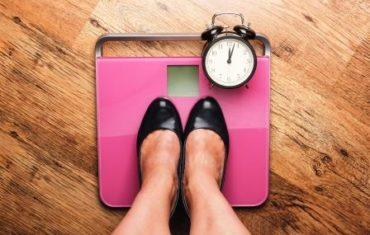 chudnutie - 5 minút po dvanástej